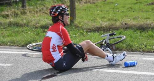 Cyclisme - La Panne - Tony Gallopin fait son retour sur les Trois Jours de la Panne