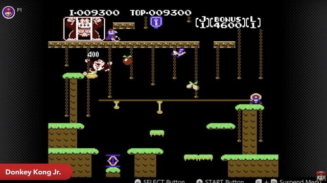 Nintendo is adding 'Donkey Kong Jr.' to Switch Online