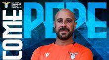 Pepe Reina é oficializado como reforço da Lazio