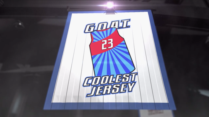 The G.O.A.T.s | Coolest Jersey