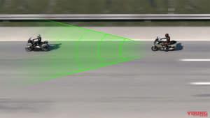 BMW摩托車款即將標配ACC巡航控制系統!?