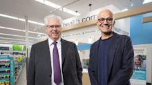 Microsoft and Walgreens join forces to 'transform healthcare'