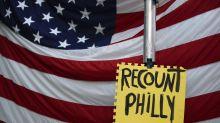 Campaña de Trump cambia demanda de votación en Pensilvania