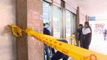 快新聞/北巿板信銀行被搶! 歹徒得手80萬保全大腿中彈