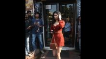 Khushi Kapoor's Red Attire Is The Perfect Outfit To Add To Your Wardrobe