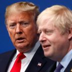 Brexit: Boris Johnson orders Trump trade talks to begin the day after UK leaves the EU