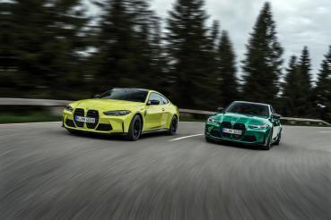 BMW M3/M4誰比較厲害有趣?不用爭 用漂移決勝負