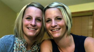Twin Sisters Share Breast Cancer, Recovery