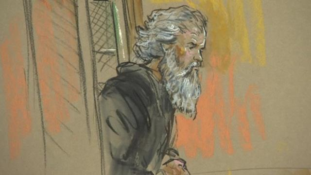 Libyan suspect in Benghazi attack pleads not guilty in Washington