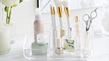 These 7 cosmetic organizers from Amazon are perfect for storing your beauty products
