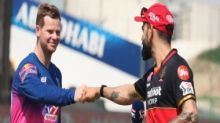 IPL 2020 LIVE SCORE, RR vs RCB Match: Steve Smith completes half-century as Rajasthan look to accelerate in death overs