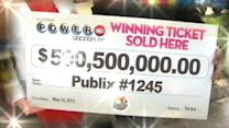 The Search for the Powerball Winner