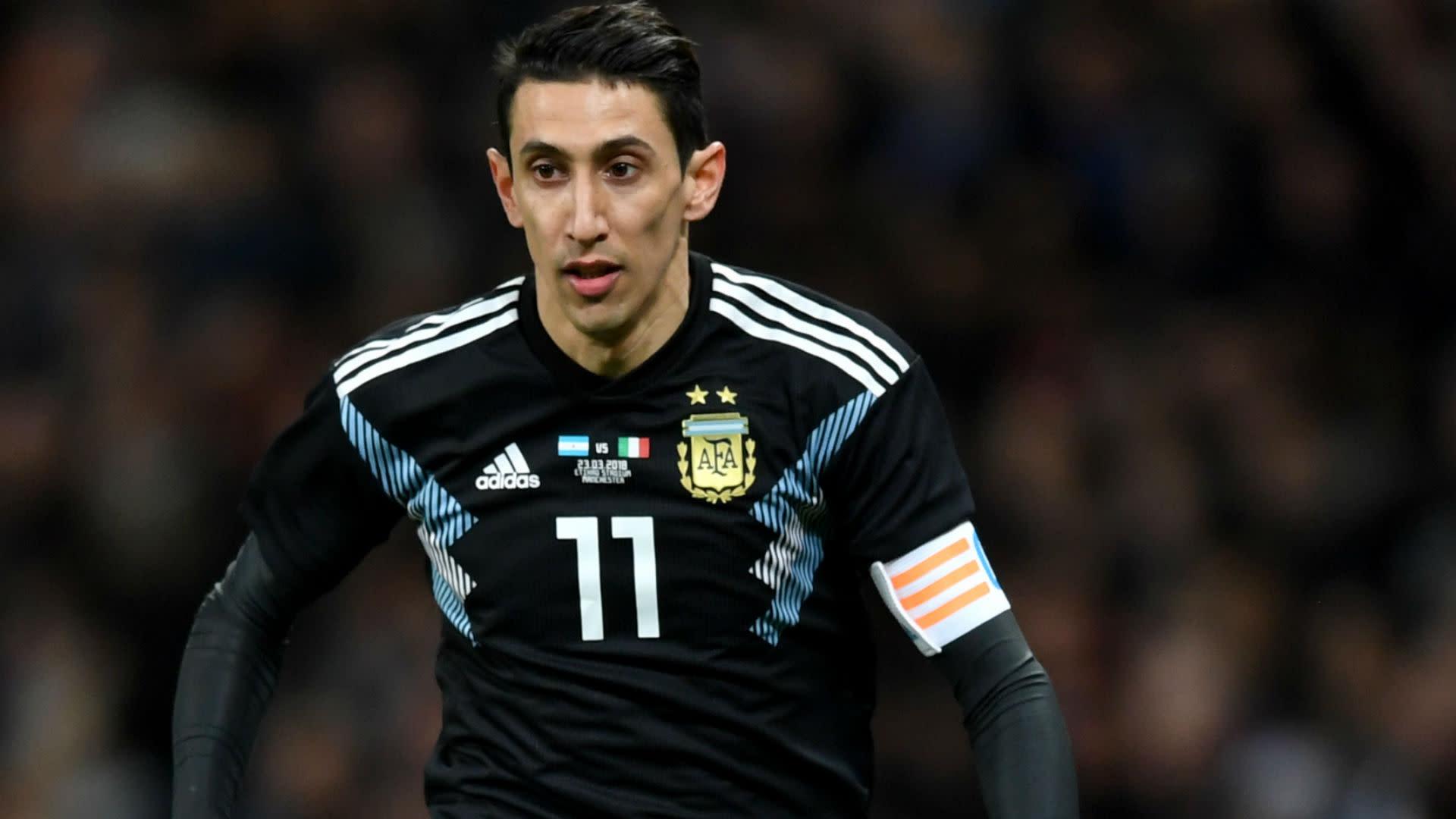 Argentina vs Croatia team news: Di Maria, Rojo and Biglia dropped