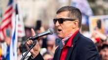 Calls to arrest Michael Flynn after he 'jokes' about assassinating 'somebody in Washington DC'