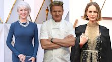 Dame Helen Mirren, Natalie Portman and Gordon Ramsay transform into teachers for online learning portal Masterclass