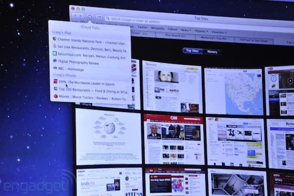 Apple unveils new features for Safari: unified search, iCloud Tabs multi-device syncing and more