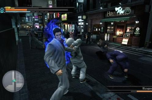 Yakuza 3 trailer looks back