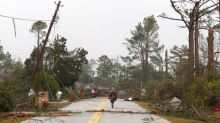 Powerful storm hammers eastern United States with heavy snow, wind gusts