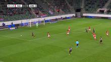 Foot - Amical : Les buts de Suisse-Croatie