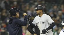 Aaron Hicks did something no Yankees home run hitter has done in 62 years