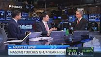 Pisani: What's next for stocks in 2014?