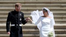 Dos años de la boda de Harry y Meghan: 12 fotos del enlace real para recordar