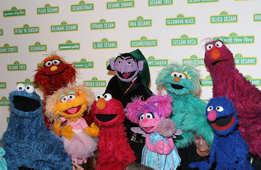 """After 45 years on US public television, """"Sesame Street"""" will move to pay TV channel HBO"""
