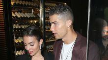 Cristiano Ronaldo presenta su nuevo perfume