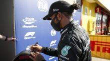 VÍDEO: Veja a volta voadora que rendeu a Hamilton a pole em Mugello