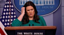 Sarah Huckabee Sanders Lied About Details Of James Comey's Firing: Mueller Report