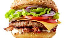 """Social Distancing Burger"" soll für Abstand sorgen"