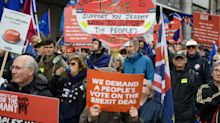Odds of second EU referendum slashed as Labour opens door to vote on Brexit deal