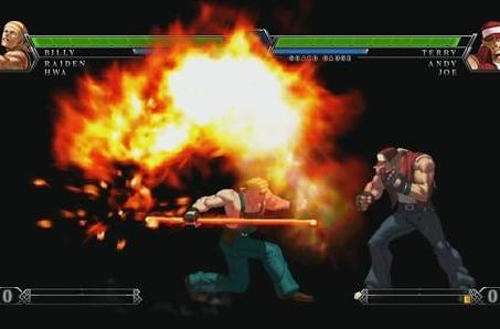 King of Fighters 13 Steam Edition out for PC