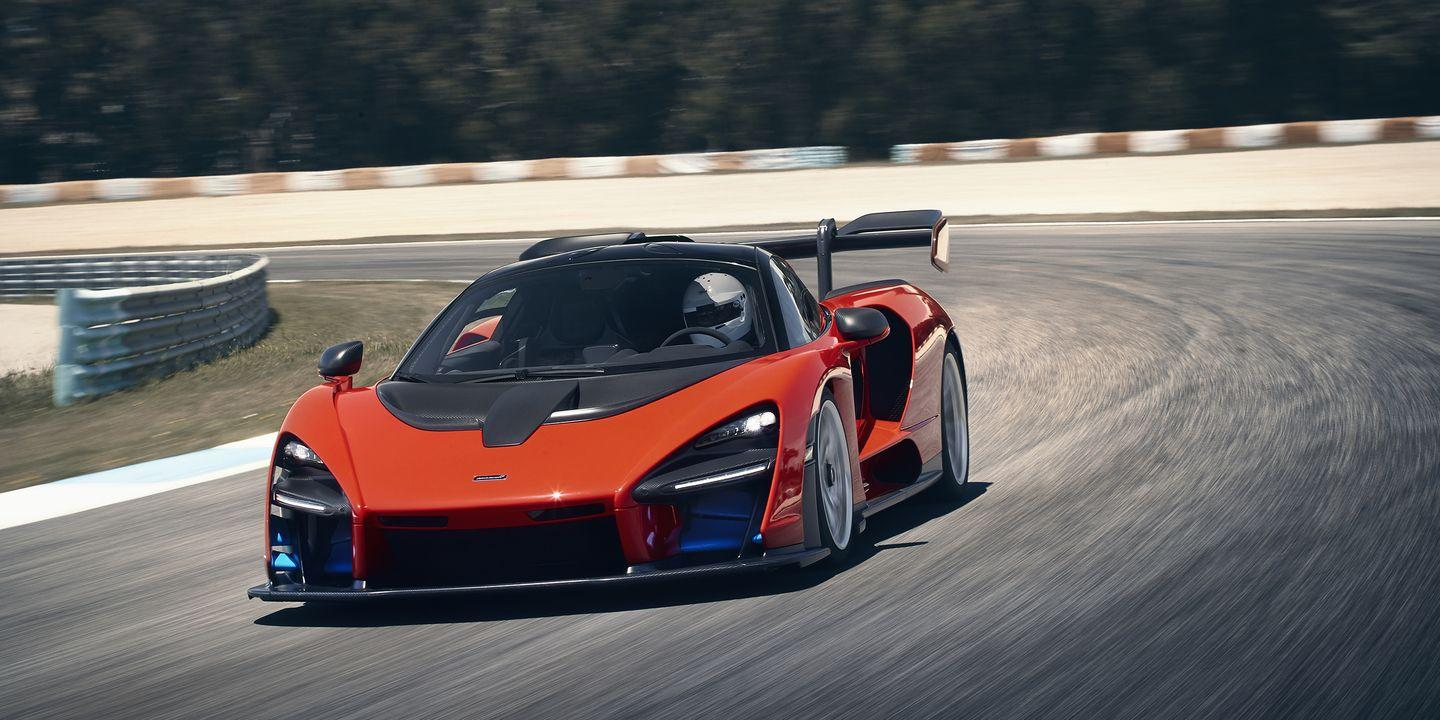 <p>The McLaren Senna isn't like the 720S or the Speedtail—it was built to set track records, and not much else. There's no hybrid tech, no sound deadening, and barely any space to put luggage. Every aspect of the car is focused on weight savings and speed. </p>