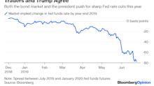 Trump Pounces on Wavering Fed to Hammer Home Rate Cuts