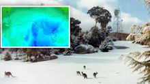 Huge polar blast could bring snow as far north as Queensland