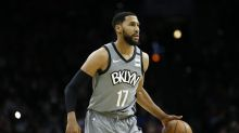 Nets' Garrett Temple fills newfound free time with sleep and LSAT prep