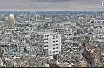 360-degree panoramic photograph of London is the world's largest
