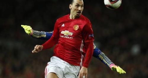 Foot - C3 - Manchester United avec Pogba et Ibra face à Anderlecht
