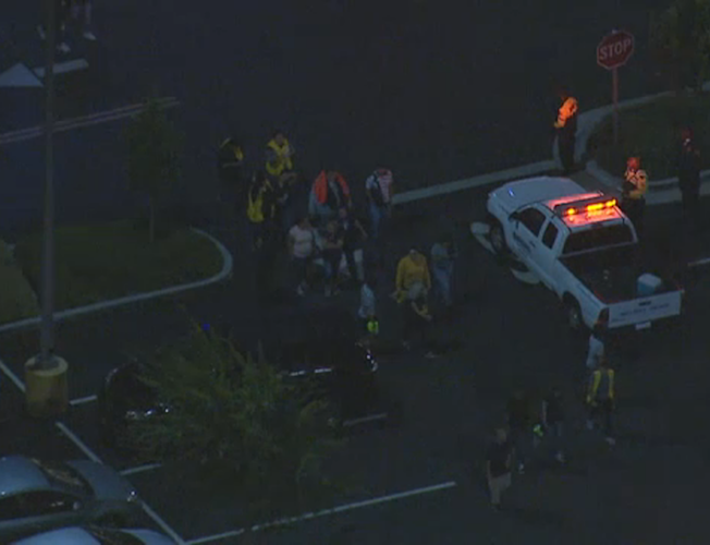 c9301122fd85 Walmart in Downey evacuated after sudden sound caused by prankster ...