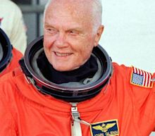 Astronaut and US Senator John Glenn has died at 95