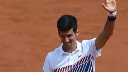 Novak Djokovic and Rafa Nadal through to second round of French Open after comfortable wins