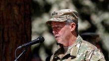Top Afghan official killed in shooting, U.S. general unhurt