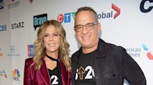 Rita Wilson and Tom Hanks Talk 'Darkest Days' at Stand Up to Cancer Telecast