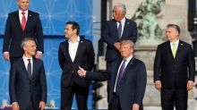After Trump's spending demands, NATO summit turns to Afghanistan