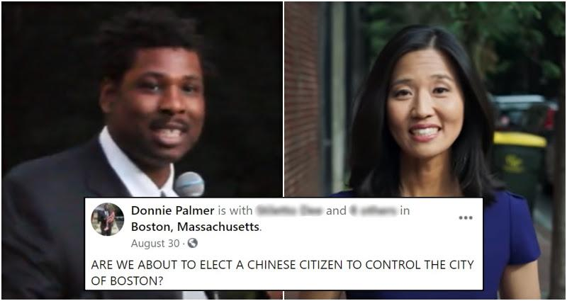 State GOP poured thousands into Boston Council candidate's campaign despite his anti-Asian messages