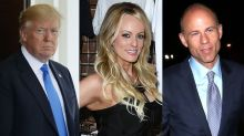 President Trump vows to 'go after Horseface' Stormy Daniels and lawyer Michael Avenatti in controversial tweet: Here's their response