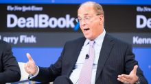 CEO of world's largest asset manager says tariff clash could knock 10% to 15% off the stock market