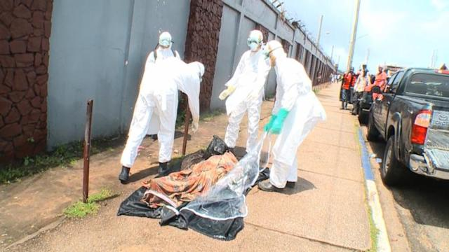 Man Thought to Have Died From Ebola Awakes