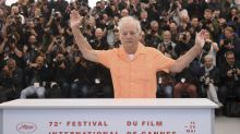 Bill Murray explains why he created a secret answerphone number to field his job offers